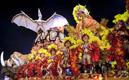 Карнавал в Рио-де-Жанейро. Нажмите для увеличения изображения.