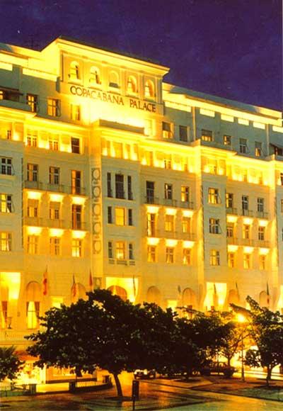 Гостиница copacabana palace копакабана палас