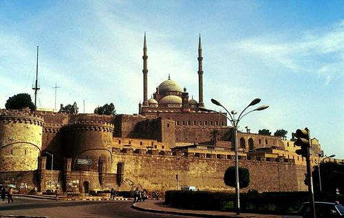 Каир цитадель салах ад дина нажмите