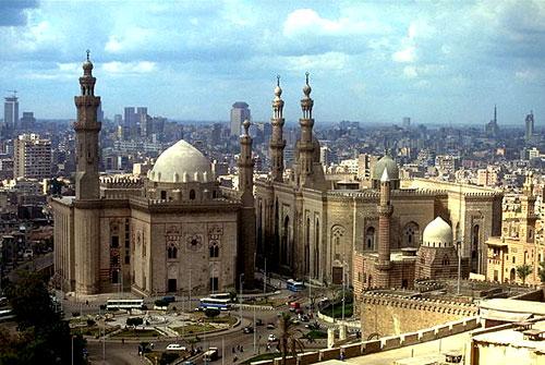 Каир мечеть медресе султана хасана