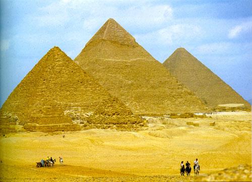 Гиза пирамиды хеопса хефрена и