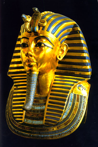 Фивы золотой саркофаг тутанхамона