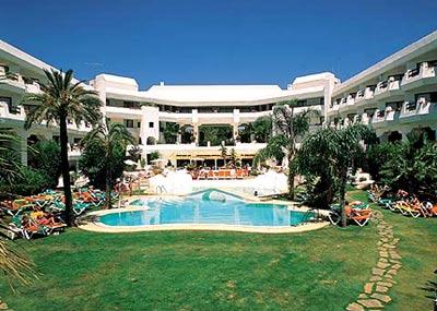 отель соль дон пабло испания