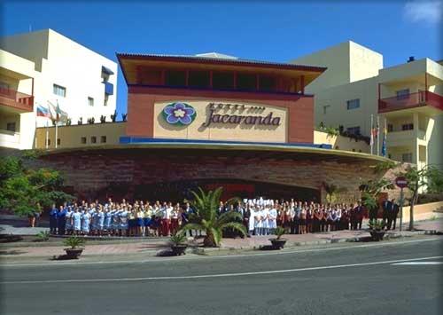 Гостиница jacaranda нажмите для
