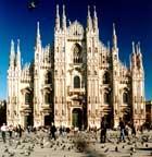 Домский собор, Милан, Италия.