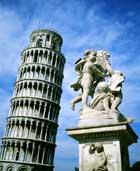 Пизанская башня. Пиза, Италия.