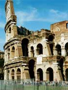 Колизей, Рим, Италия.