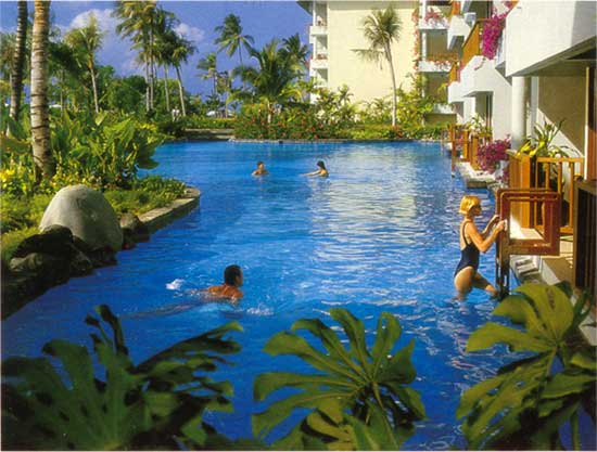 Гостиница шератон лагуна 5 sheraton laguna